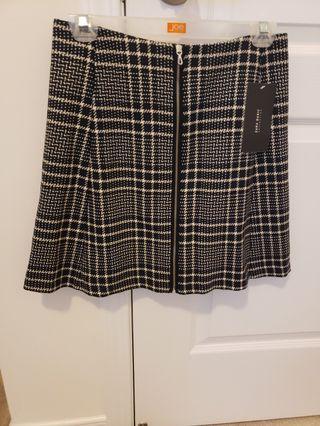 Zara Miniskirt Small BNWT