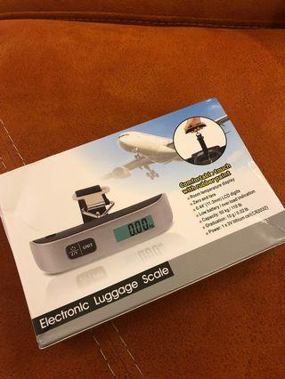 BN Portable Electronic Luggage Scale #EndgameYourExcess