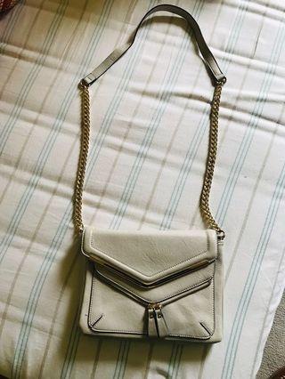 White Cream Handbag