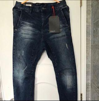 "Mens Cotton On Nineteen Ninety One Slim Fit Denim Jeans 28"""