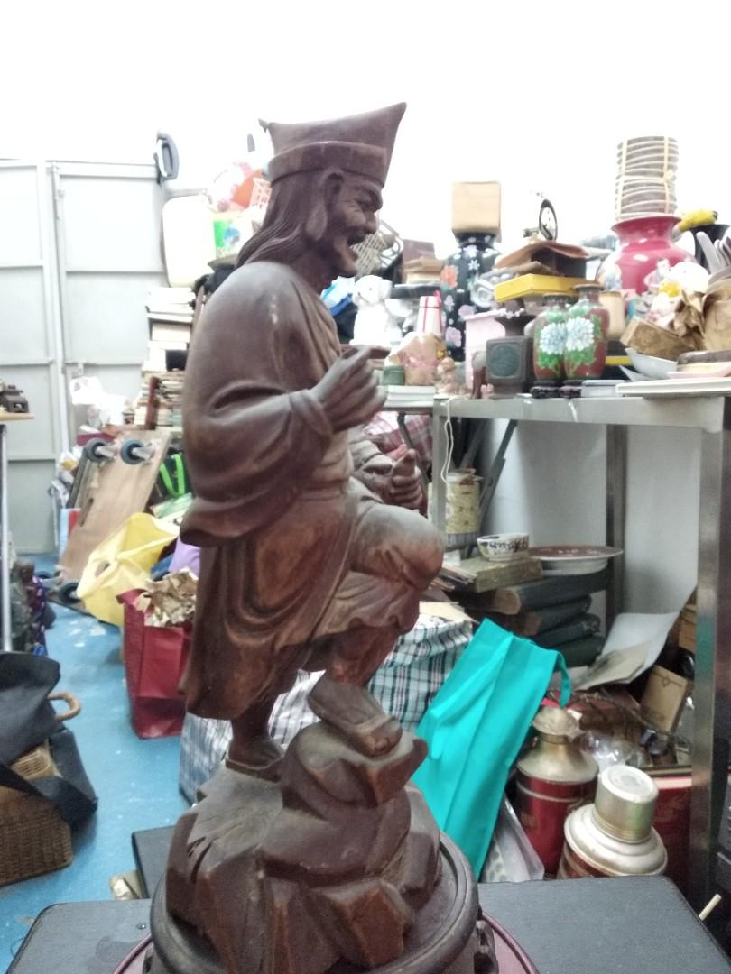 30至60年代舊工木雕