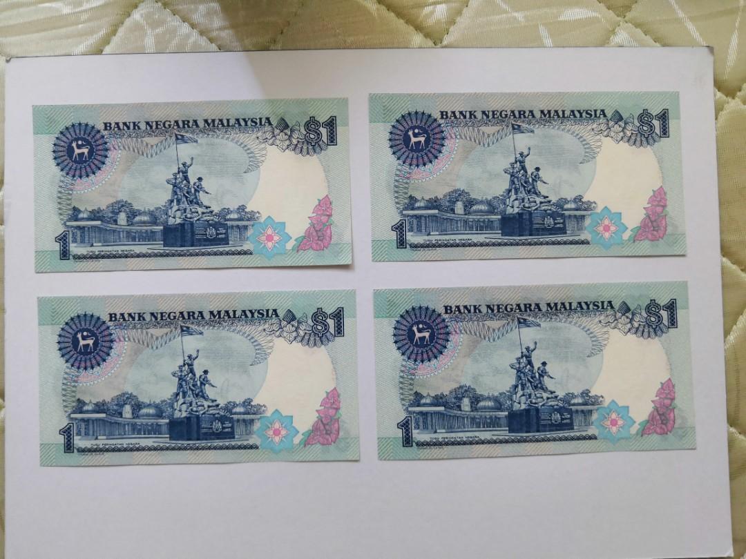 6th Series RM1 Running x 4