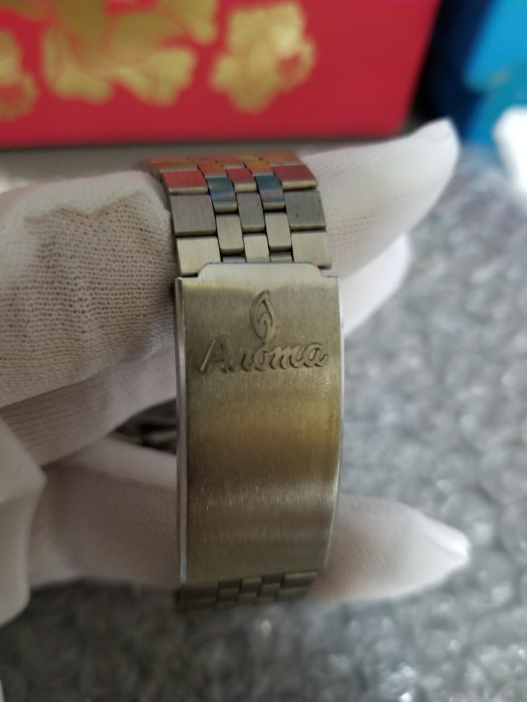 古老70年代初瑞士 噢威馬自動機械手錶 Vintage Aroma Automatic Watch, Switzerland