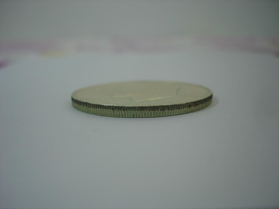 美國 1974 年發行 1 圓銀幣