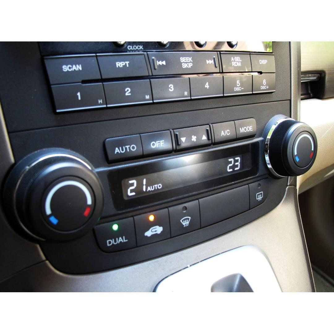 一手車 熱門休旅車 SAVE認證 2008年 Honda CR-V 2.0 白色
