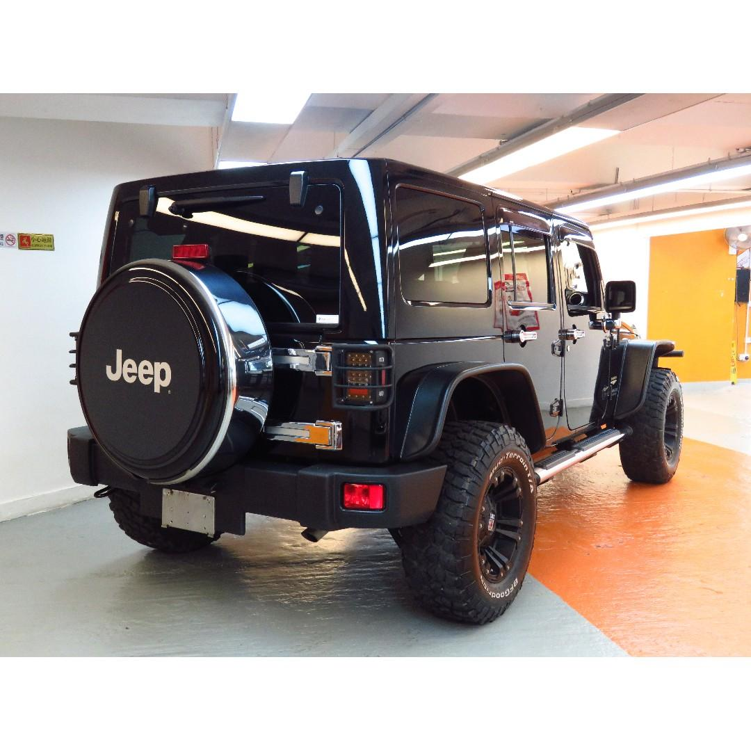 2015 JEEP WRANGLER UNLIMITED SAHARA, Cars, Cars For Sale