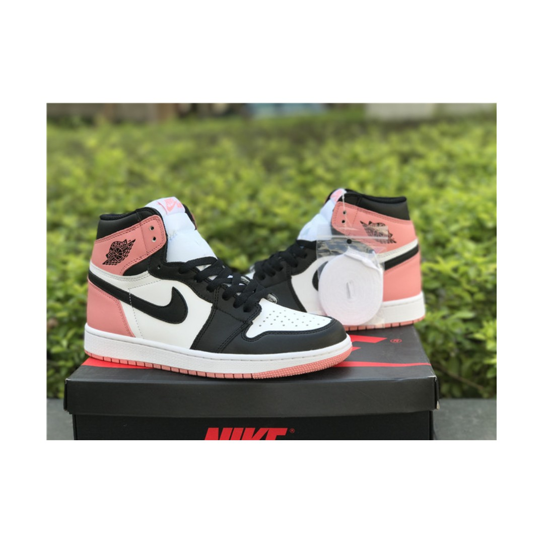 brand new 91c6c 9ee49 Air Jordan 1 Rust Pink
