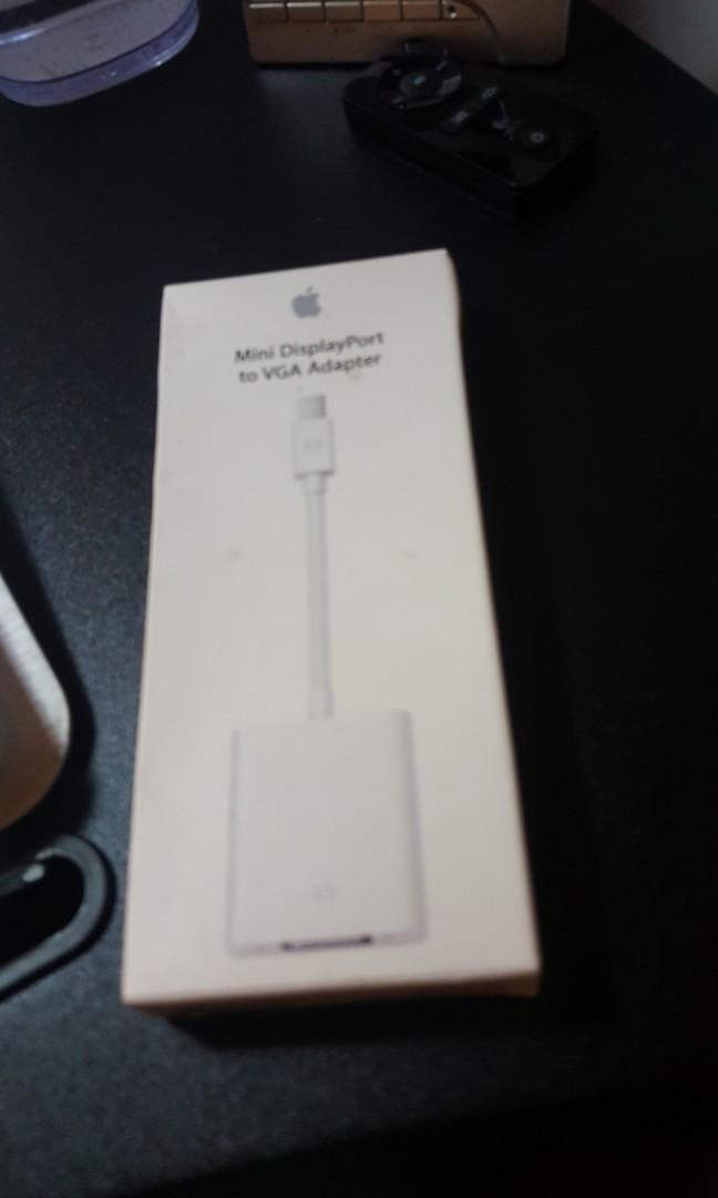 Apple mini displayport adapter VGA macbook pro macbook air