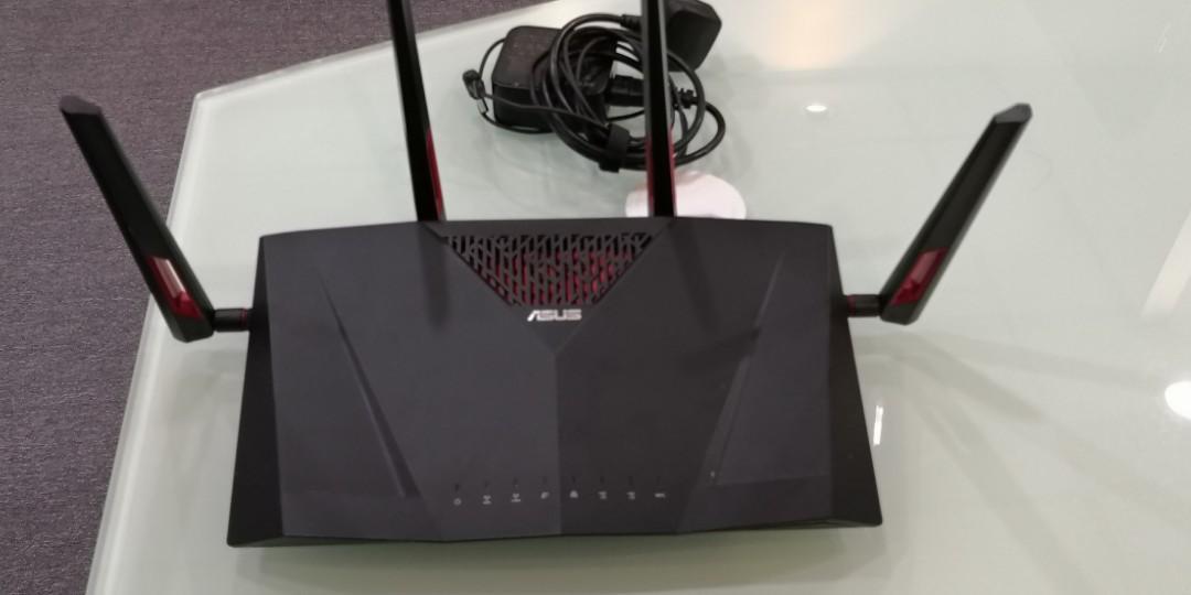 Asus 華碩 router 路由器 RT- AC 88U