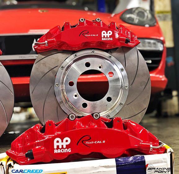 Authentic AP Racing Radical 2 6pot, Car Accessories