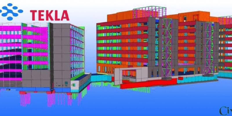 Bim-Tekla-Revit-MEP-Sketch up-Navisworks-autocad, Everything