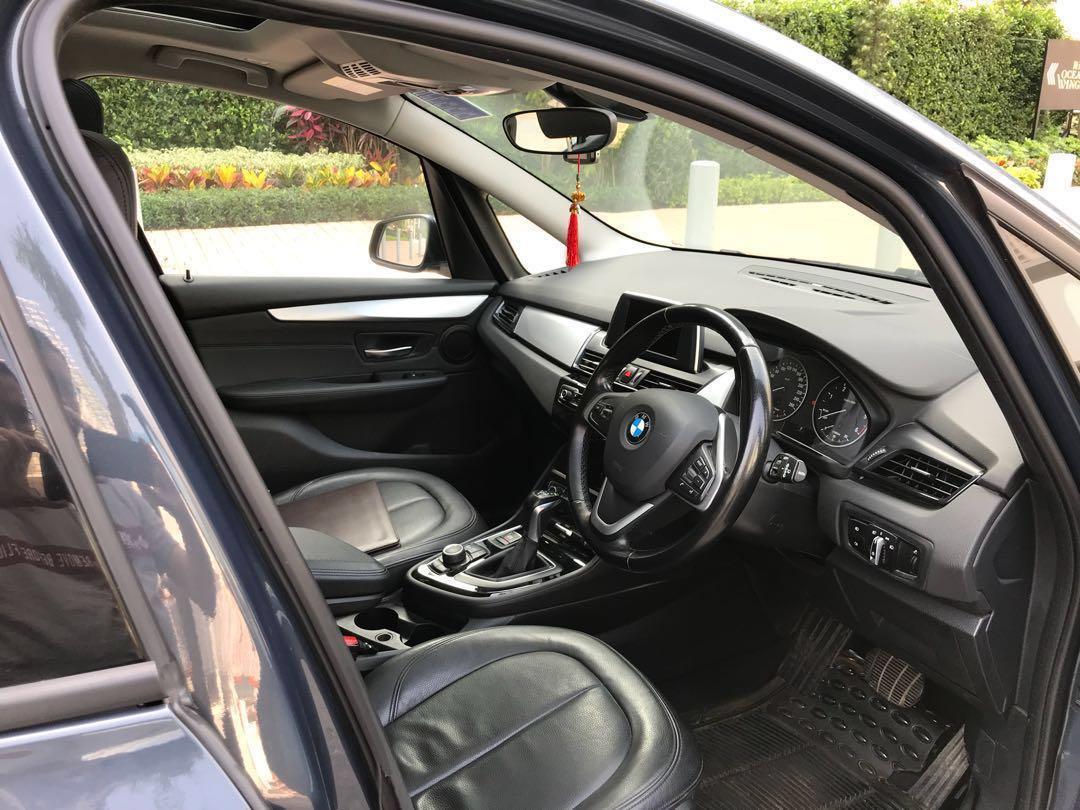 BMW 218D GT