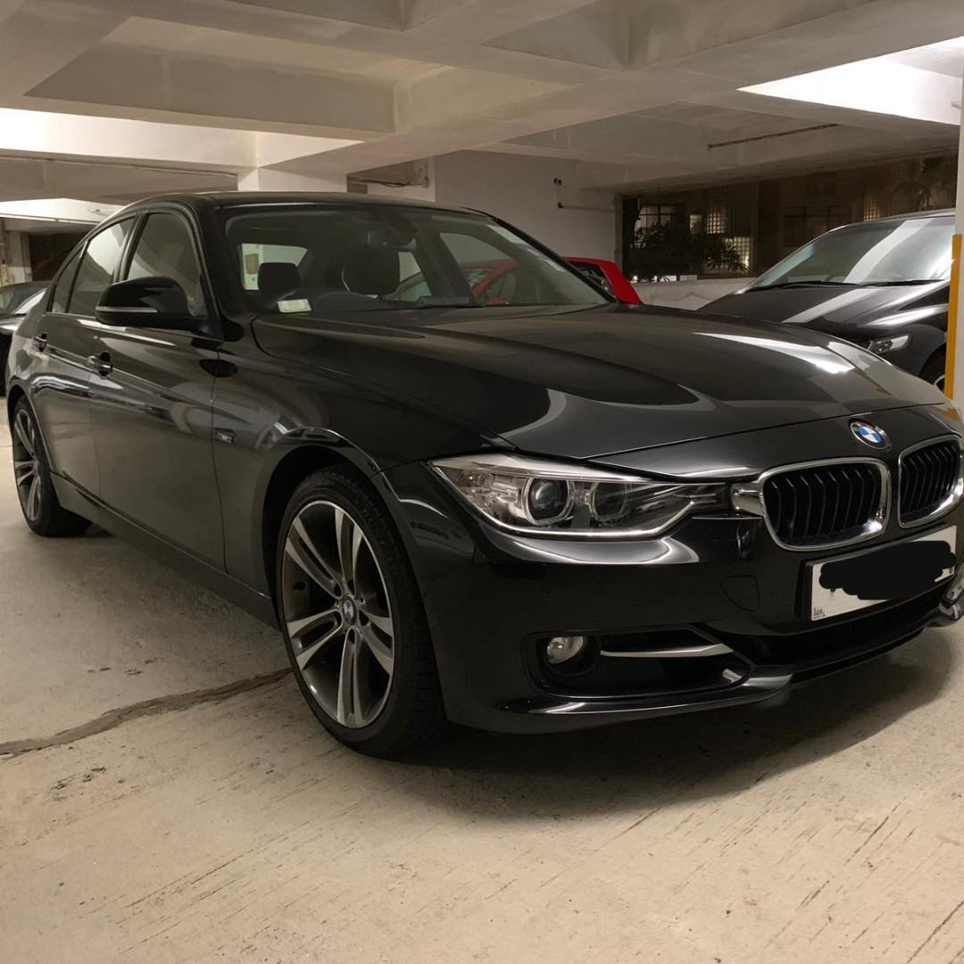 BMW 320I Sport2013