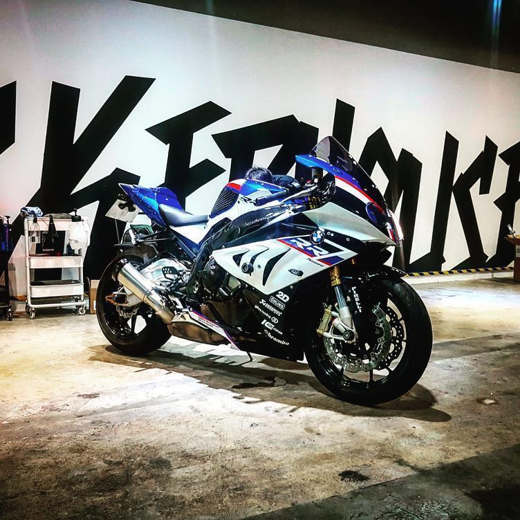 Bmw S1000rr 14 Motorbikes Motorbikes For Sale Class 2 On Carousell