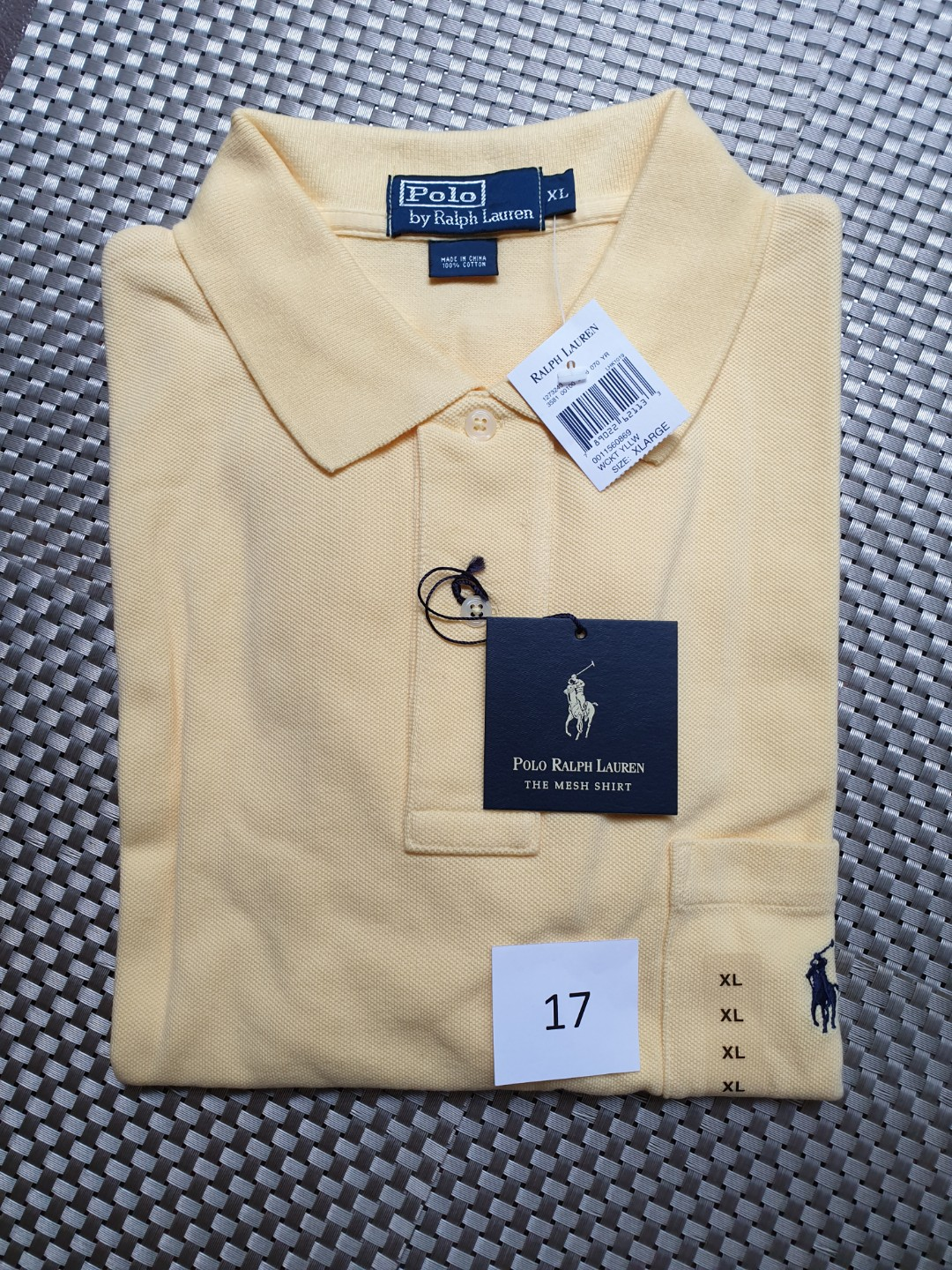 33bf7df7e BN Polo Ralph Lauren S/S Polo Shirt For Sale, Men's Fashion, Clothes, Tops  on Carousell