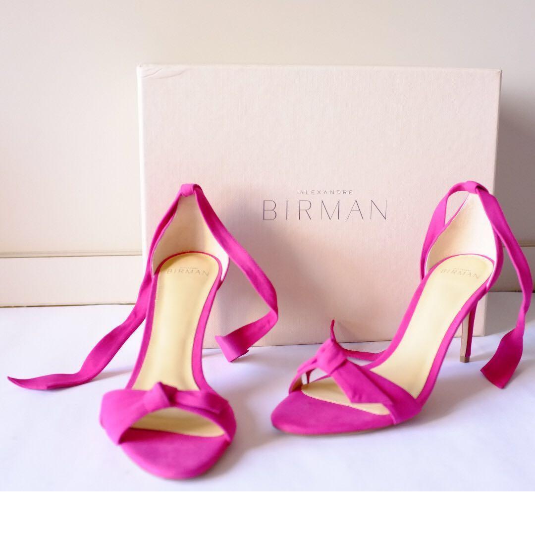 e3aa338585d BNIB Alexandre Birman Heels