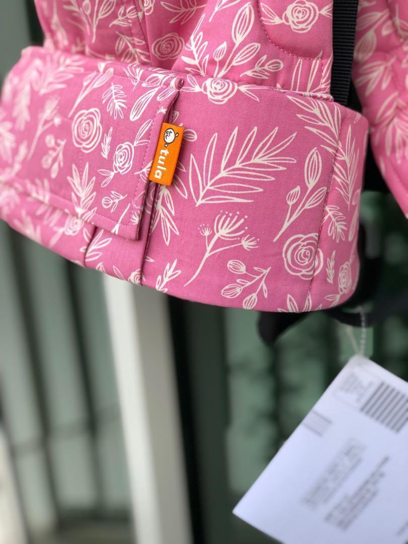 BNWT Brand New Tula Explore Bloom below retail