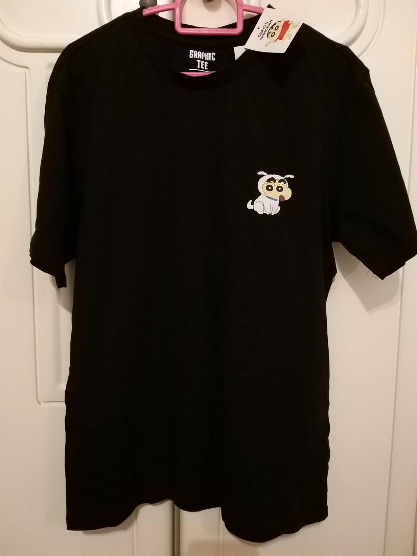 bde05d47900c EndgameYourExcess BNWT SPAO × CRAYON SHINCHAN T-shirt, Women's ...