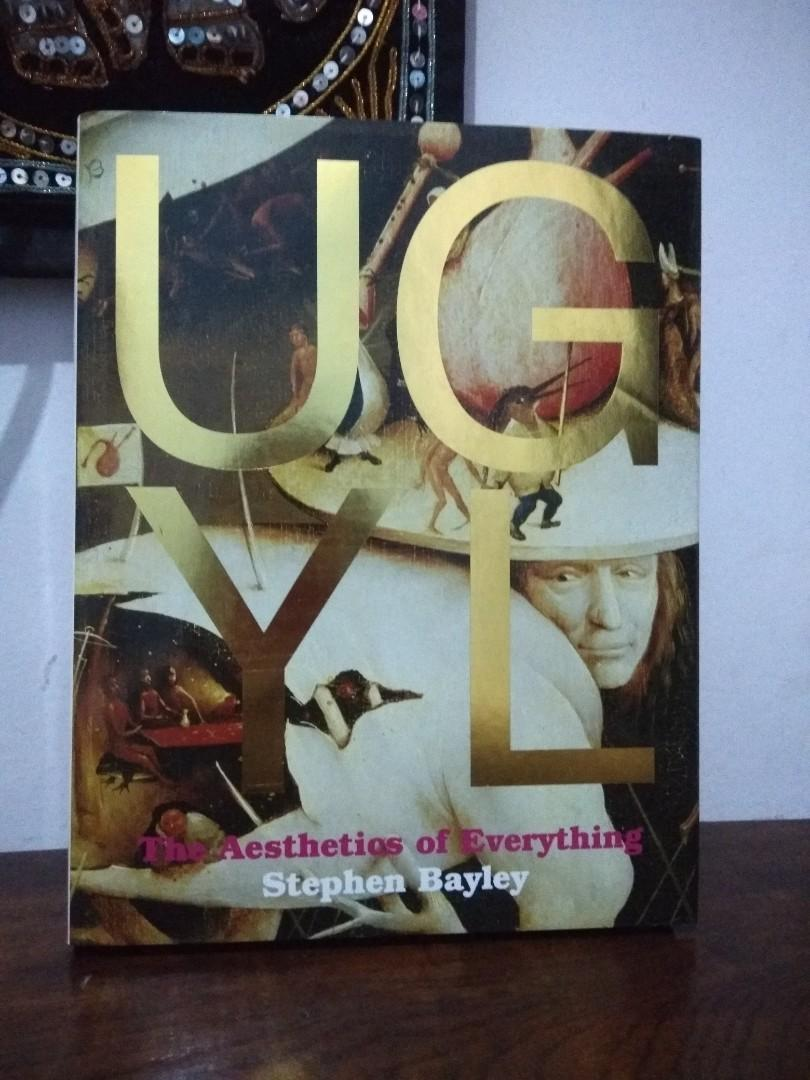 "Buku ""Ugly : The Aesthetics of Everything"" oleh Stephen Bayley"