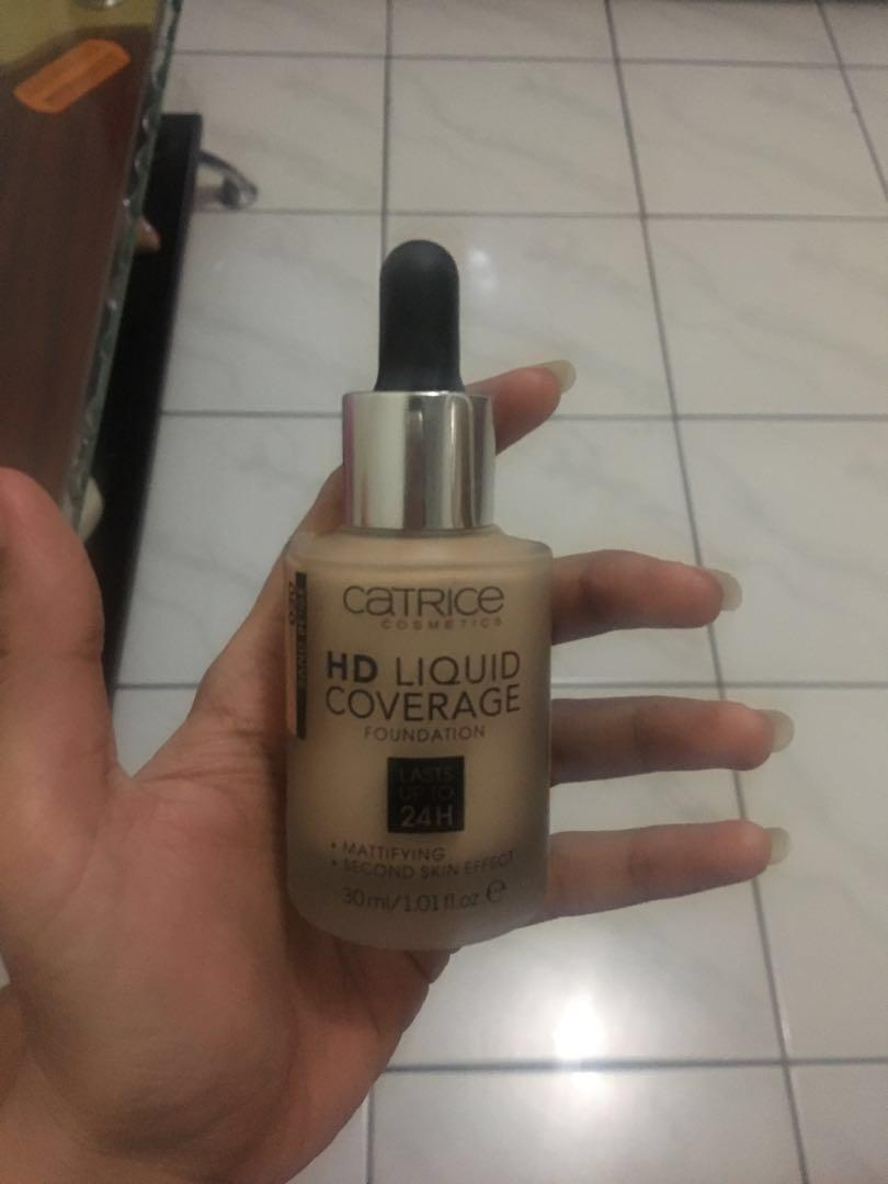 Catrice Foundation