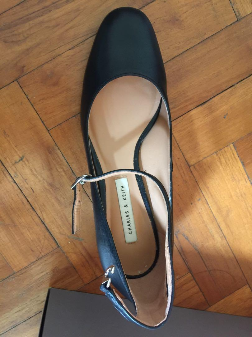 Charles & Keith court shoes