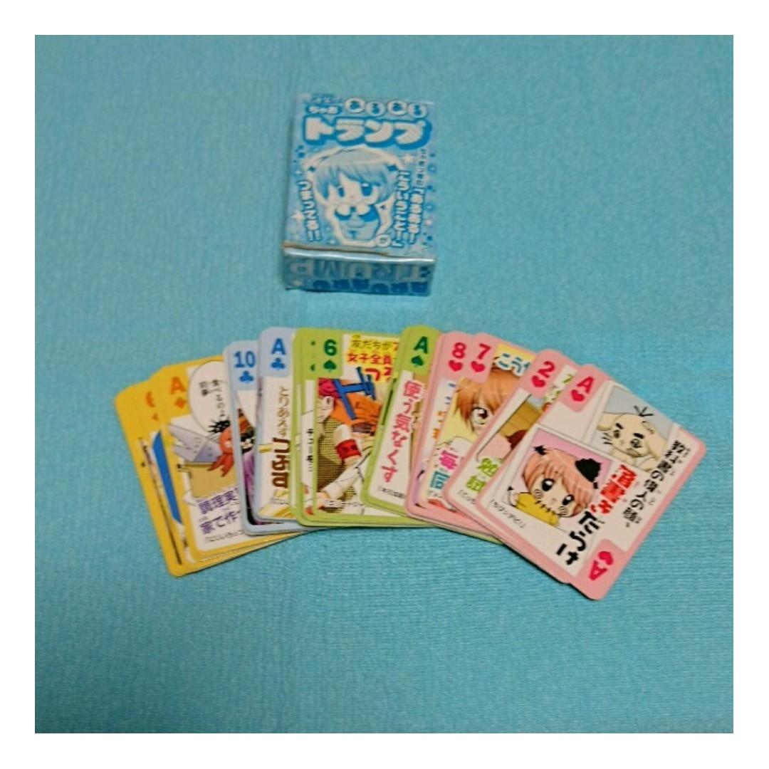Chibi ☆ Devi! - Mini Trump Cards / Mini Playing Cards