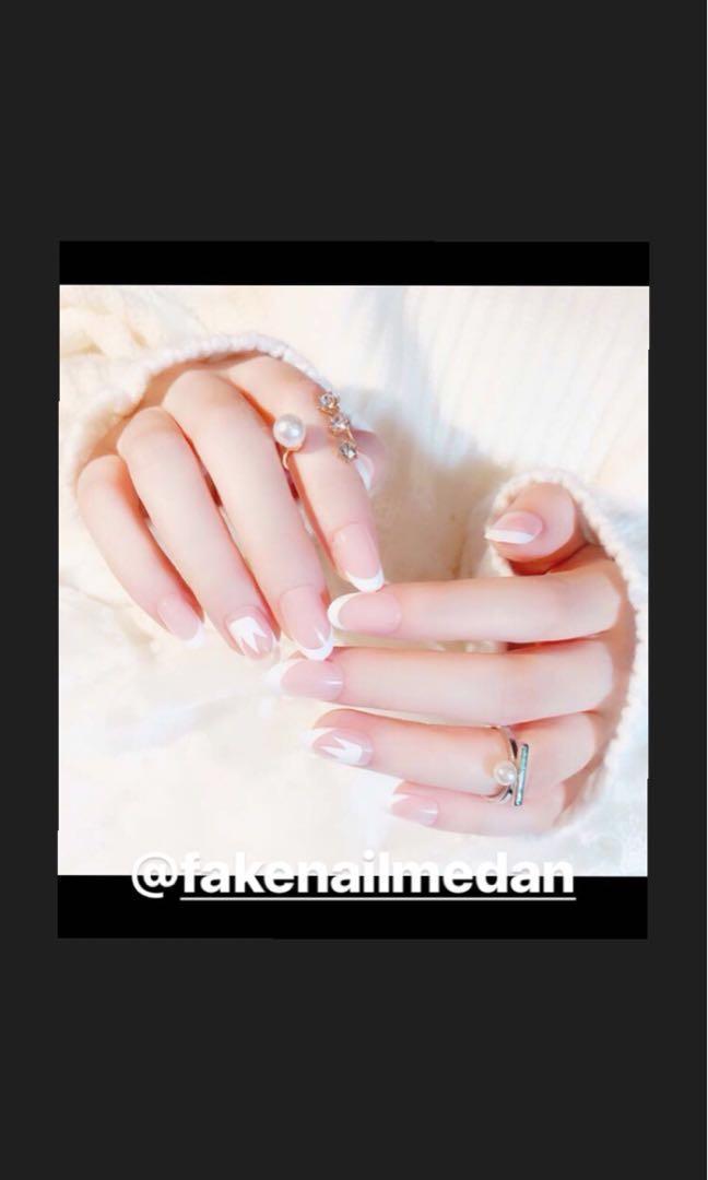 Fake nails/kuku palsu