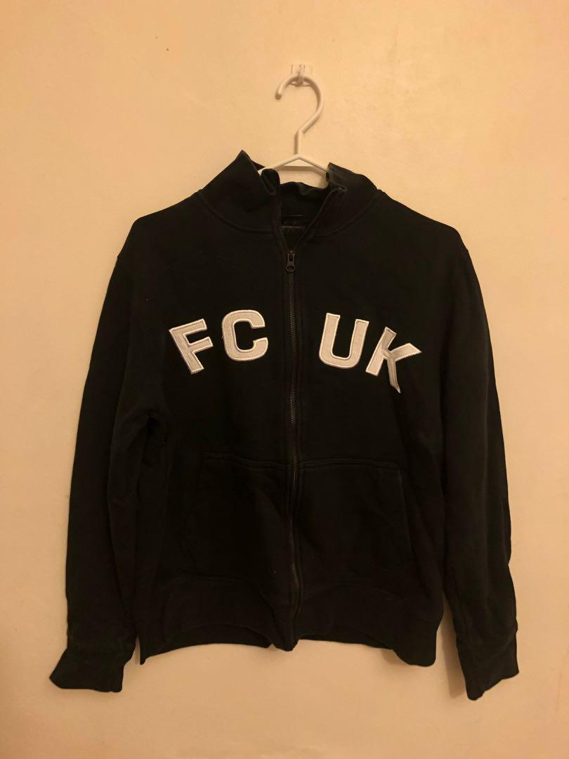 FCUK Sweater Zip