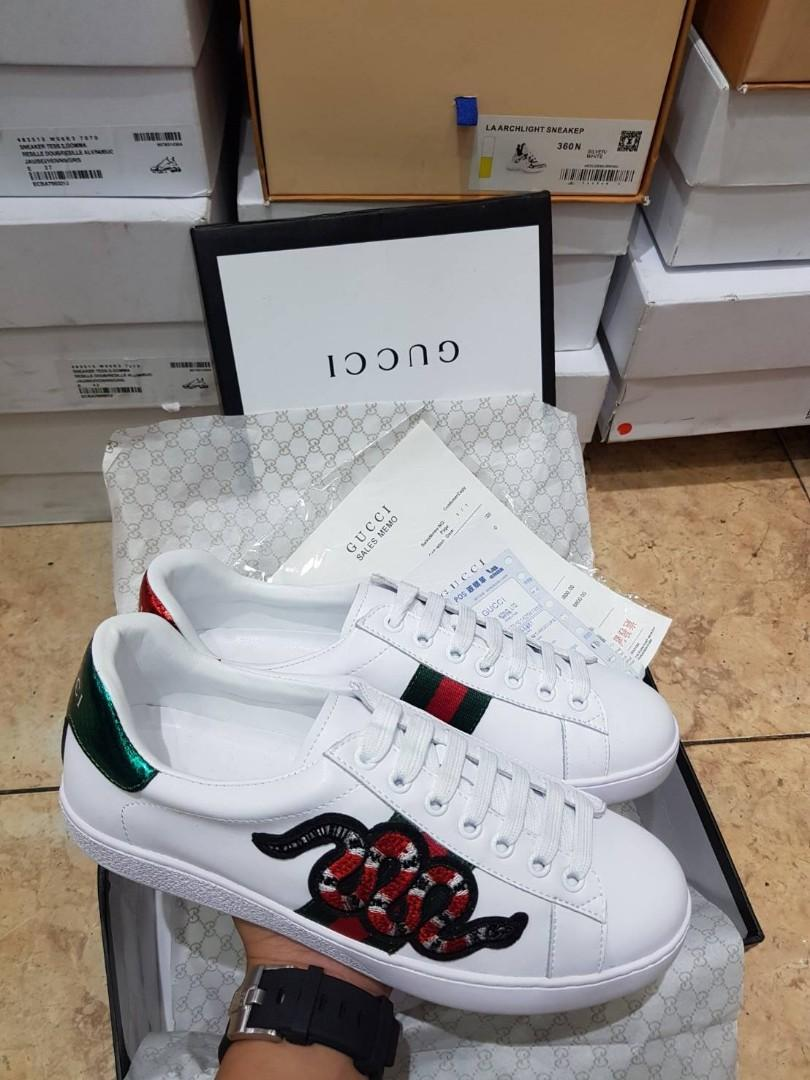 GUCCI SNEAKERS UNISEX