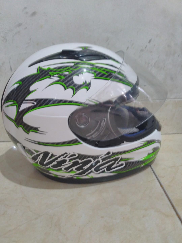 Helm fullface Kawasaki Ninja RR & Mono (Ori)