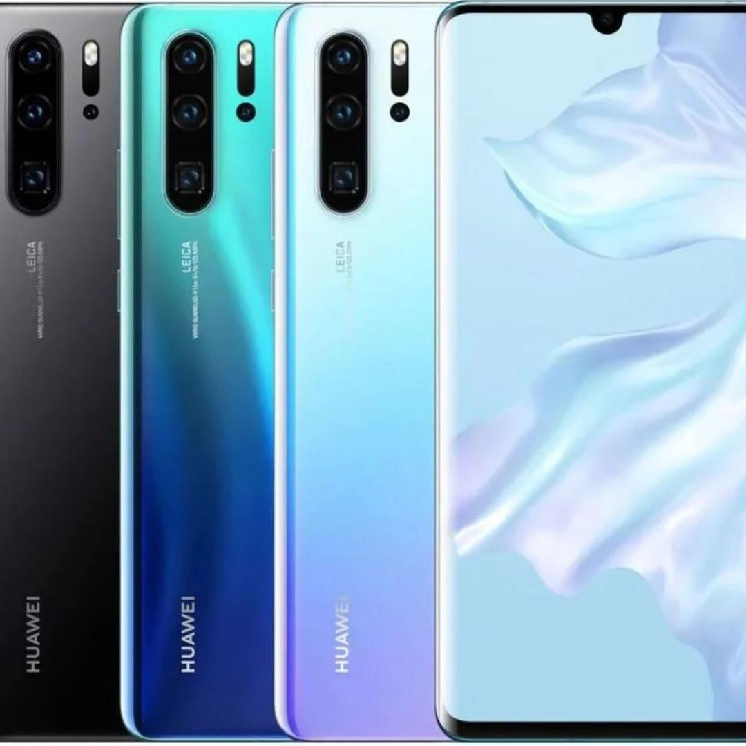 Huawei P30 Pro with Unlimited Data + Talk Time + SMS