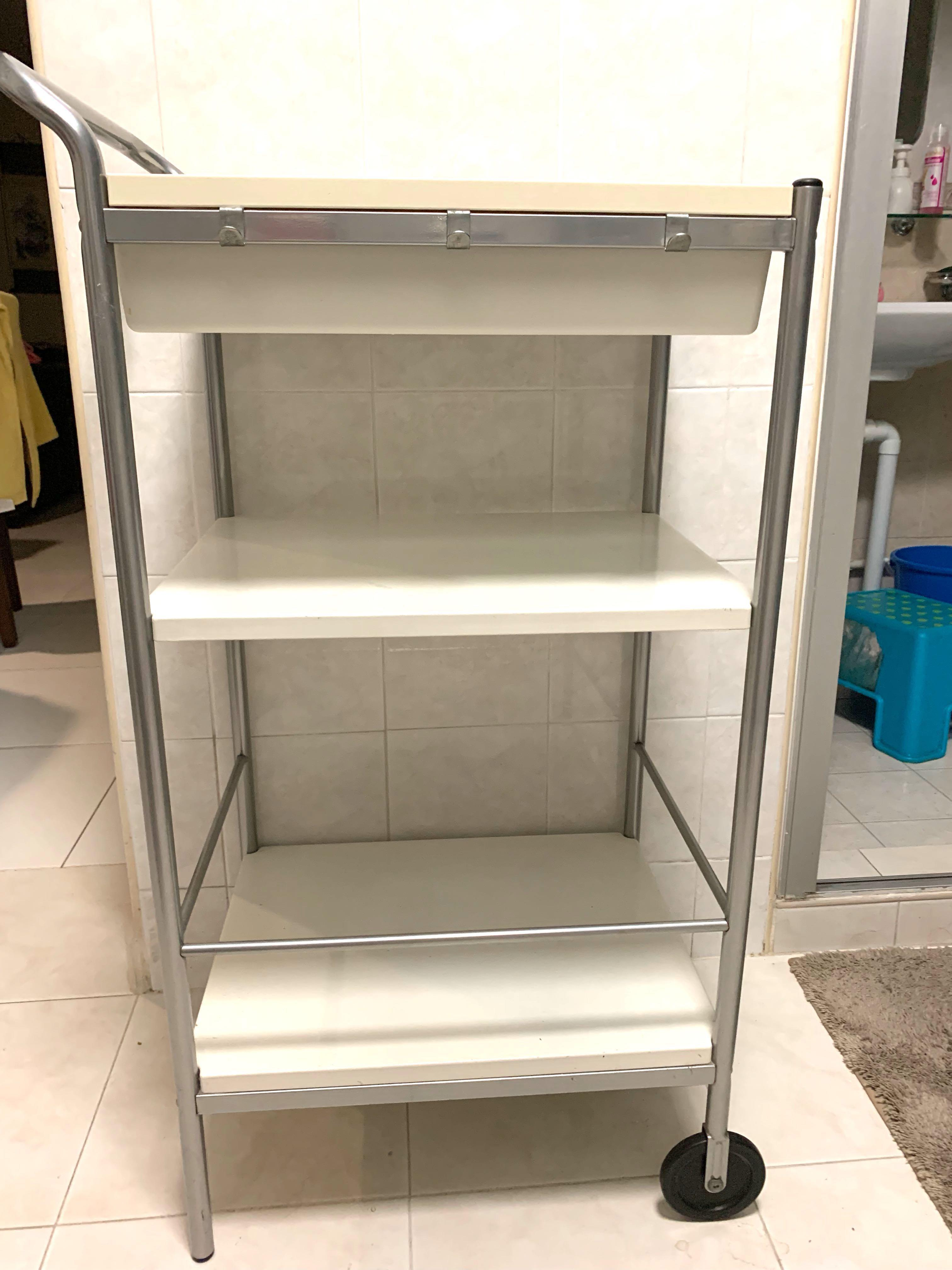 IKEA Kitchen Trolley, Furniture, Others on Carousell