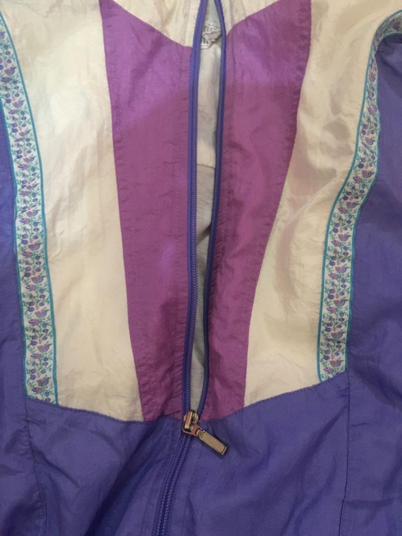 Jaket Vintage Cewek