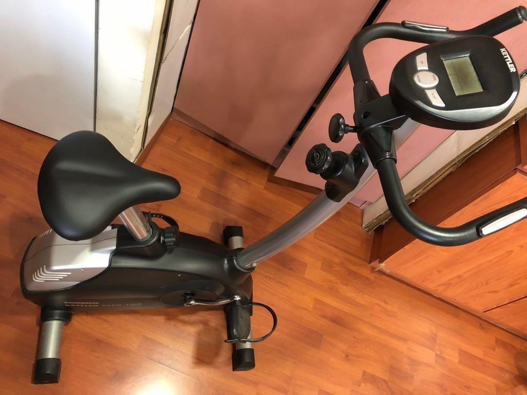 Wonderlijk Kettler Paso 100, Sports, Weights & Gym Equipment on Carousell IE-52