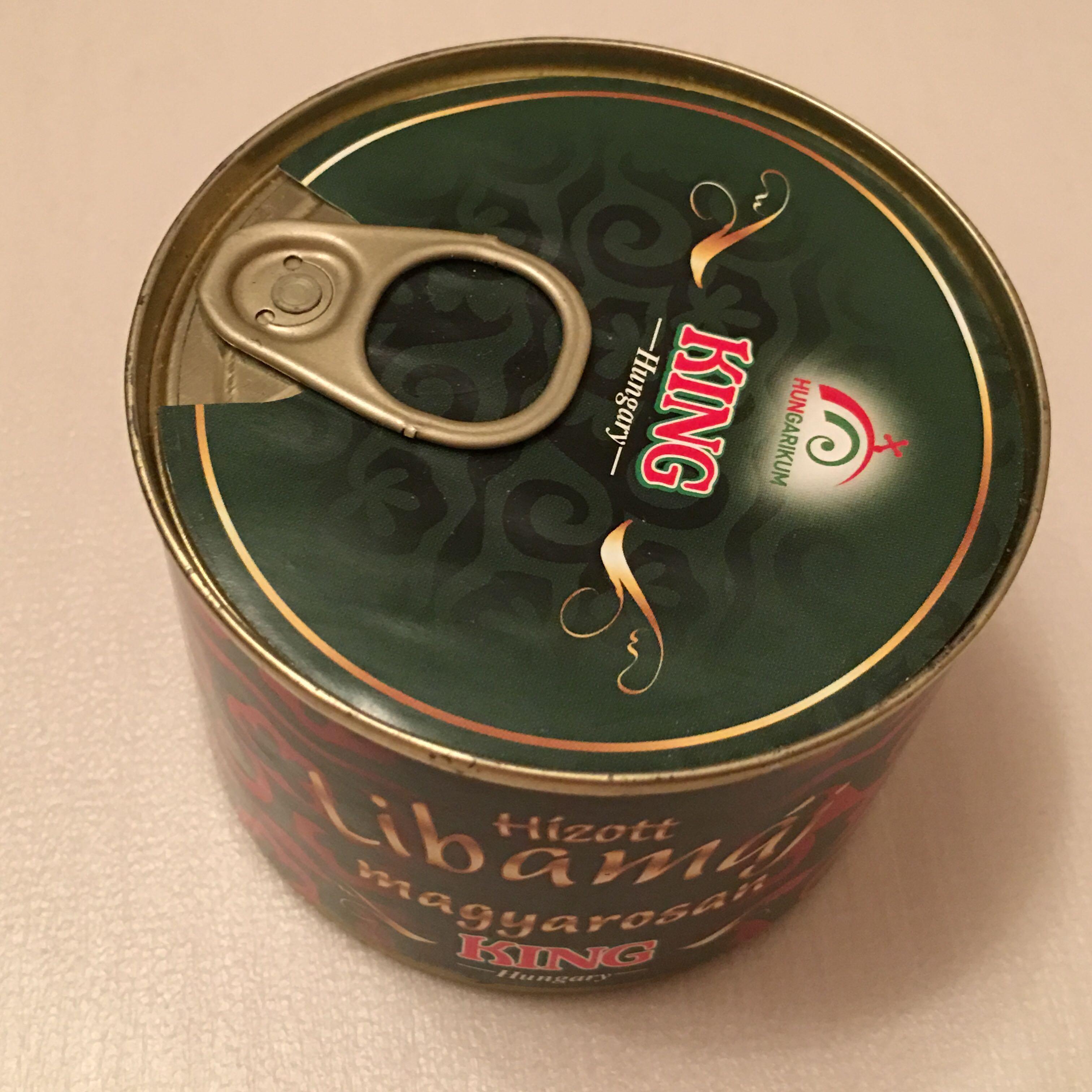 💢全新💢King(Hungary)Libamaj magyarosan 180g 匈牙利鵝肝醬180克