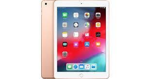 Kredit New iPad 6th 2018 128GB Gold [9.7 Inch/Wifi+Cellular]