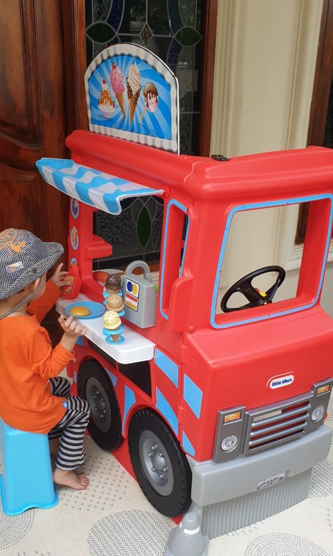 Little Tikes Food Truck sewa