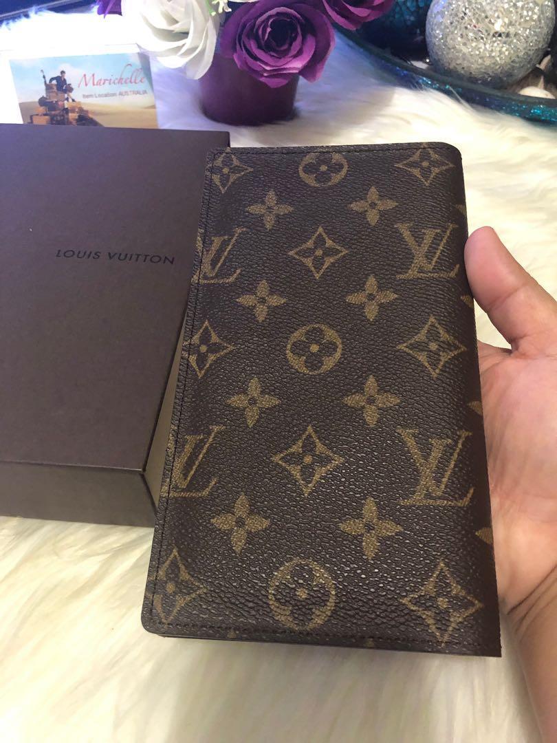 Louis Vuitton Wallet Monogram