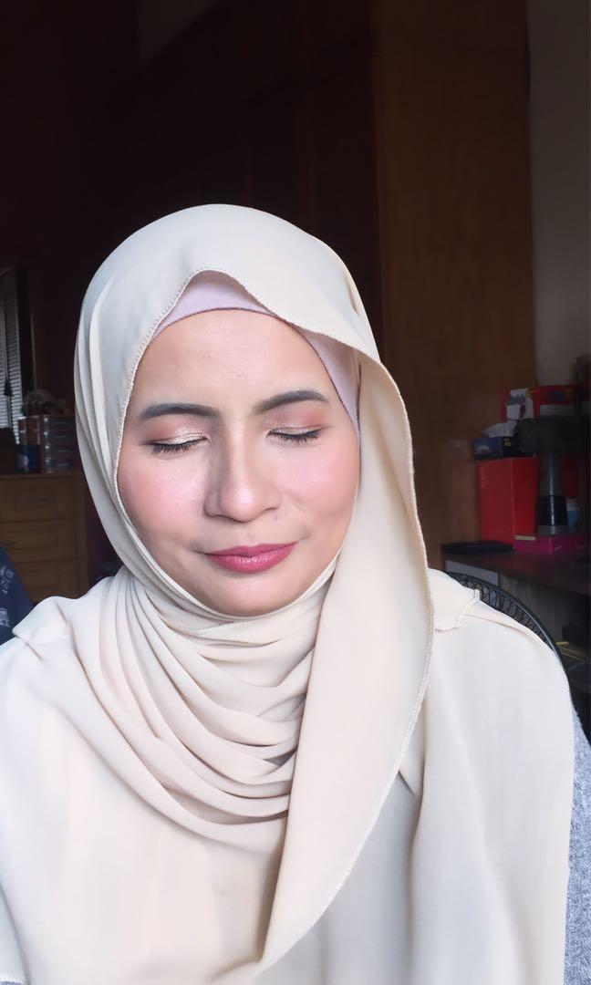 Makeup service murah kl kelate jb