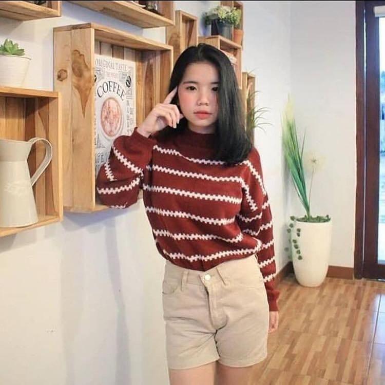 Mozzy Sweater