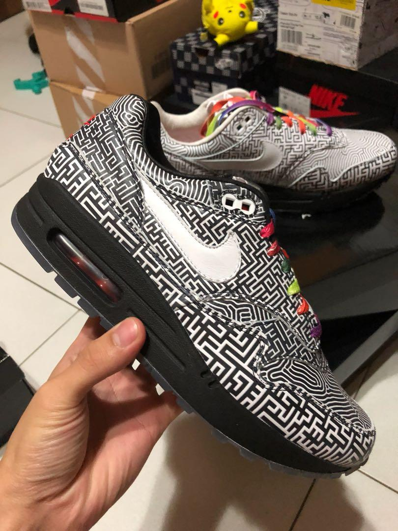 Limited Edition Nike Air Max 1 Ultra Shanghai on Carousell