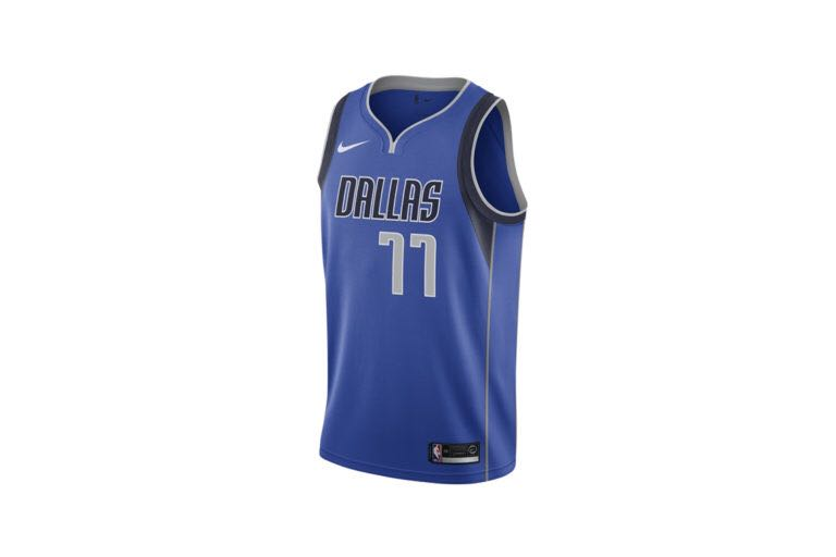 new styles 8900e 439b6 Nike Luka Doncic Dallas Mavericks Jersey