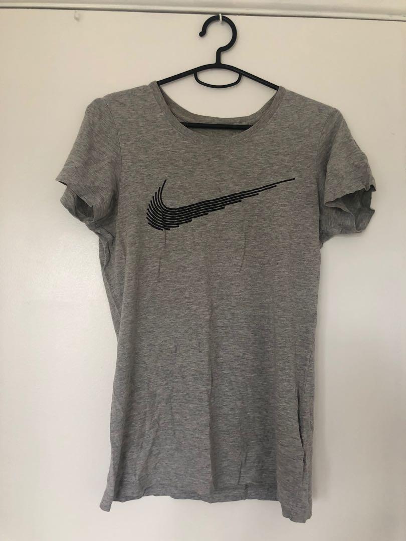 Nike Top/shirt in grey