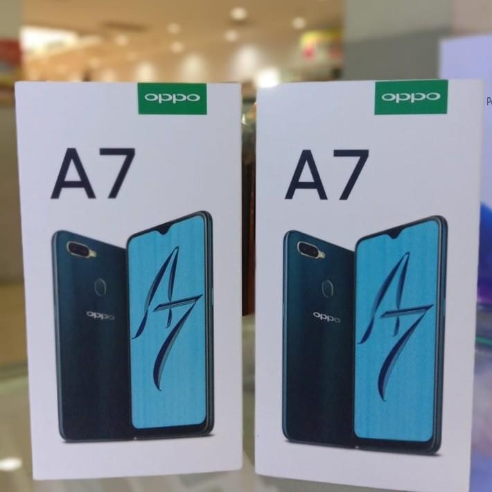 Oppk A7 Ram 3Gb bisa Credit proses cepat sekitar 3 menit