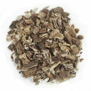 Organic Burdock Root, Cut & Sifted