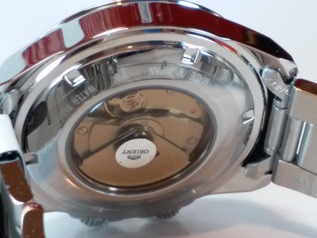 Orient 東方錶 日本製造 MADE IN JAPAN 機械自動 全新 full set
