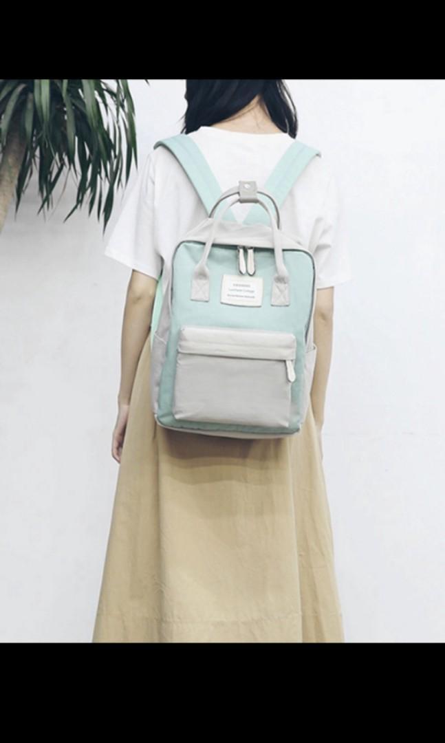 [PO] Korean cute backpack