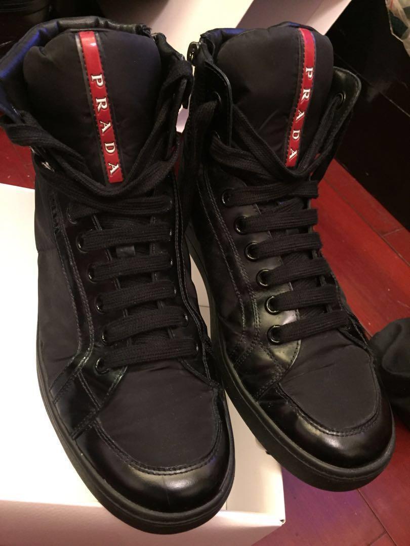 Prada Men's shoe