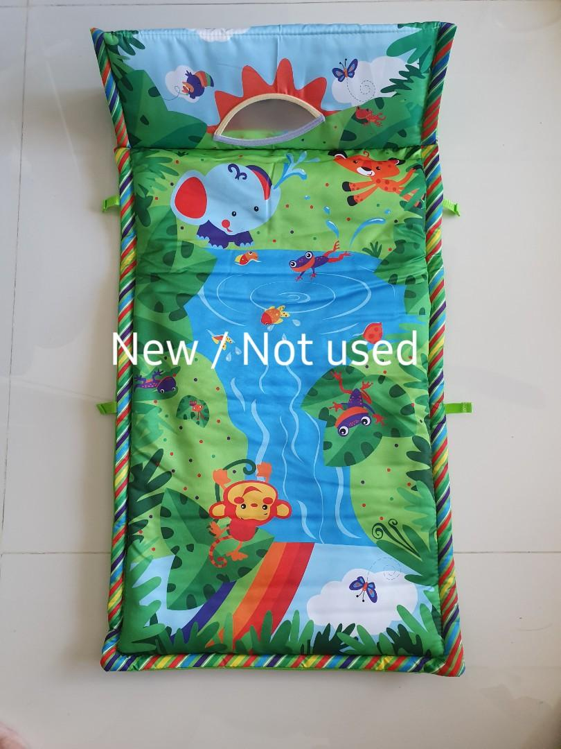 Rainforest Baby Gym (New Mat)