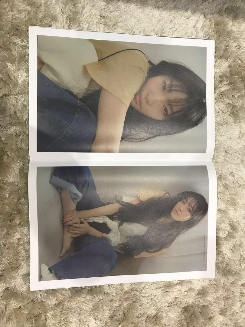 Readystock The Star Magazine February Ha Sungwoon Mark GOT7 Chungha Seventeen